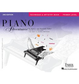 Hal Leonard - Piano Adventures Primer Level, Technique & Artistry Book