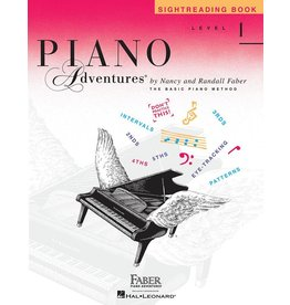 Hal Leonard - Piano Adventures Sightreading Book, Level 1
