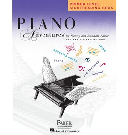 Hal Leonard - Piano Adventures Sightreading Book, Primer Level