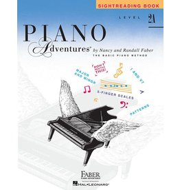 Hal Leonard - Piano Adventures Sightreading Book, Level 2A