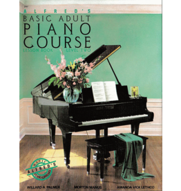 Alfred's Publishing - Basic Adult Piano Course: Lesson Book 2