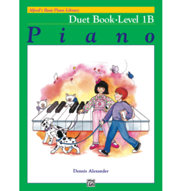Alfred's Publishing - Basic Piano Course: Duet Book 1B