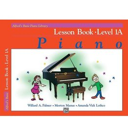Alfred's Publishing - Basic Piano Course: Lesson Book 1A