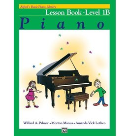 Alfred's Publishing - Basic Piano Course: Lesson Book 1B