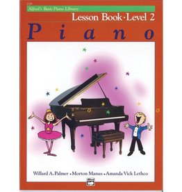 Alfred's Publishing - Basic Piano Course: Lesson Book 2