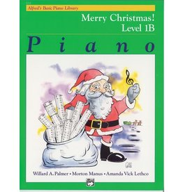 Alfred's Publishing - Basic Piano Course: Merry Christmas, Book 1B