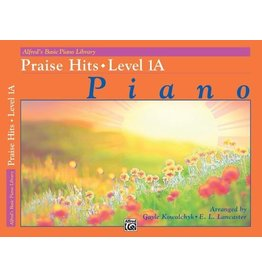 Alfred's Publishing - Basic Piano Course: Praise Hits 1A