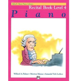 Alfred's Publishing - Basic Piano Course: Recital Book 4