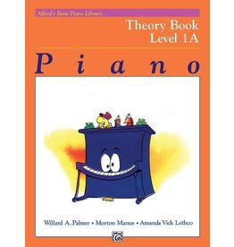Alfred's Publishing - Basic Piano Course: Theory Book 1A