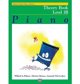 Alfred's Publishing - Basic Piano Course: Theory Book 1B