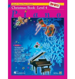 Alfred's Publishing - Basic Piano Course: Top Hits Christmas, Book 4