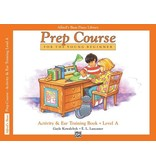 Alfred's Publishing - Basic Piano Prep Course: Activity & Ear Training Book A