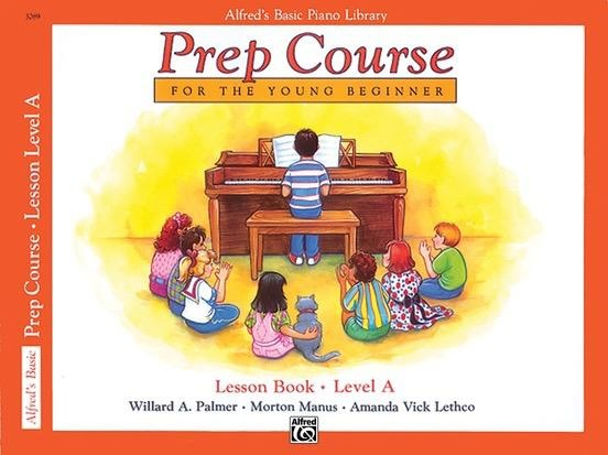 Alfred's Publishing - Basic Piano Prep Course: Lesson Book A