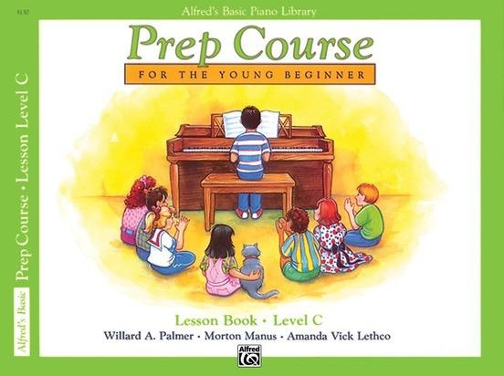 Alfred's Publishing - Basic Piano Prep Course: Lesson Book C