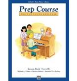 Alfred's Publishing - Basic Piano Prep Course: Lesson Book E