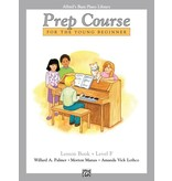 Alfred's Publishing - Basic Piano Prep Course: Lesson Book F