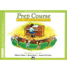 Alfred's Publishing - Basic Piano Prep Course: Solo Level C