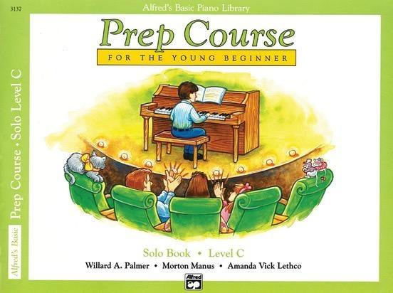 Alfred's Publishing - Basic Piano Prep Course: Solo Level C