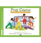Alfred's Publishing - Basic Piano Prep Course: Technic Book C