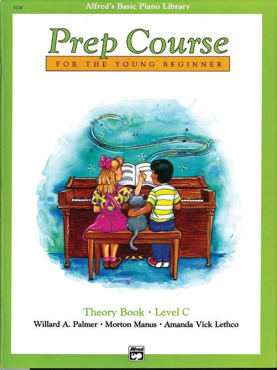 Alfred's Publishing - Basic Piano Prep Course: Theory Book C