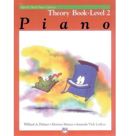 Alfred's Publishing - Basic Piano Course: Theory Book 2