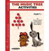 Alfred's Publishing - The Music Tree, Part 1 Activities