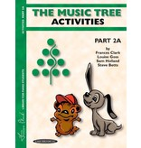 Alfred's Publishing - The Music Tree, Part 2A (activities)