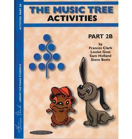 Alfred's Publishing - The Music Tree, Part 2B (activities)