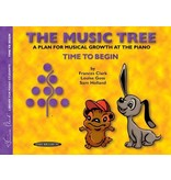 Alfred's Publishing - The Music Tree, Time to Begin