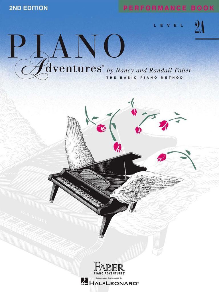 Hal Leonard - Level 2A, Performance Book
