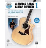 Alfred's Publishing - Basic Guitar Method, Book 1 w/media