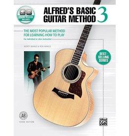 Alfred's Publishing - Basic Guitar Method, Book 3