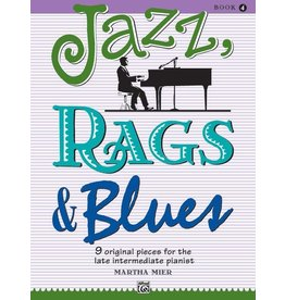 Alfred's Publishing - Jazz, Rags & Blues, Book 4
