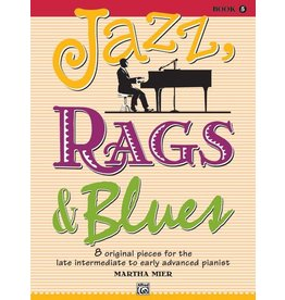Alfred's Publishing - Jazz, Rags & Blues, Book 5