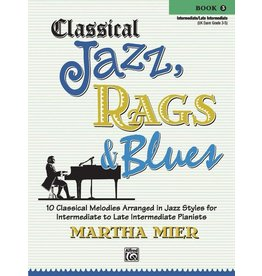 Alfred's Publishing - Classical Jazz, Rags & Blues, Book 3