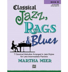 Alfred's Publishing - Classical Jazz, Rags & Blues, Book 4