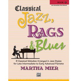 Alfred's Publishing - Classical Jazz, Rags & Blues, Book 5