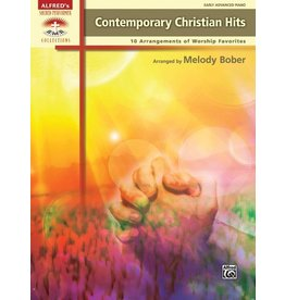 Alfred's Publishing - Sacred Performer, Contemporary Christian Hits, Early Advanced Piano