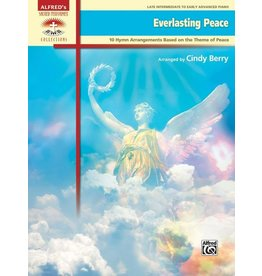Alfred's Publishing - Sacred Performer, Everlasting Peace, Advanced Late Intermediate