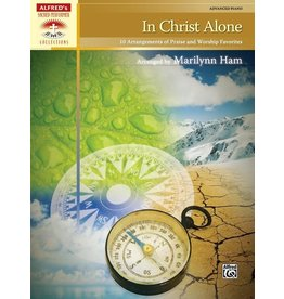 Alfred's Publishing - Sacred Performer, In Christ Alone,  Arranged by Marilynn Ham, Advanced Piano