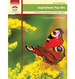 Alfred's Publishing - Sacred Performer, Inspirational Pop Hits (Late Intermediate)