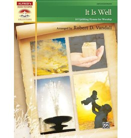 Alfred's Publishing - Sacred Performer, It Is Well, Advanced