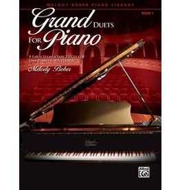 Alfred's Publishing - Grand Duets for Piano, Book 1