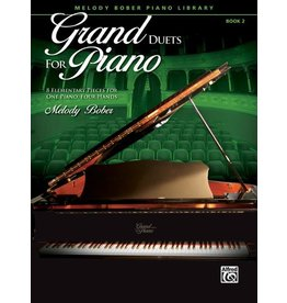 Alfred's Publishing - Grand Duets for Piano, Book 2
