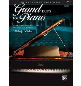 Alfred's Publishing - Grand Duets for Piano, Book 6