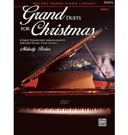 Alfred's Publishing - Grand Duets for Christmas, Book 1