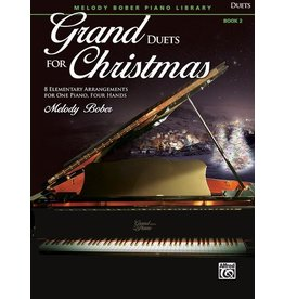 Alfred's Publishing - Grand Duets for Christmas, Book 2