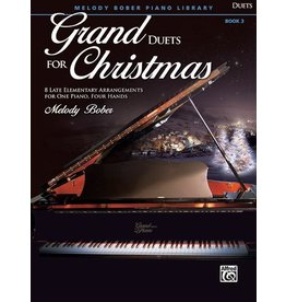 Alfred's Publishing - Grand Duets for Christmas, Book 3