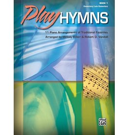 Alfred's Publishing - Play Hymns, Book 1