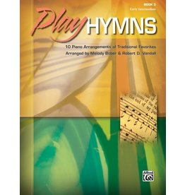 Alfred's Publishing - Play Hymns, Book 3